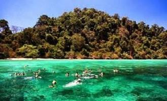 หมู่เกาะน่าเที่ยว