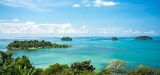 เกาะที่ผู้คนนิยม